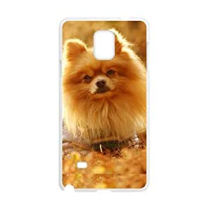 Custom For SamSung Galaxy S4 Case Cover with Personalized Cute puppy