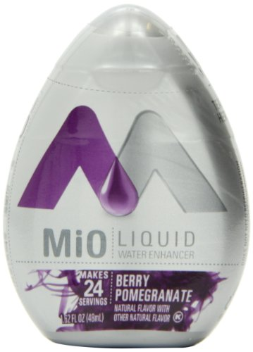 MiO Liquid Water Enhancer, Berry Pomegranate, 1.62 Ounce