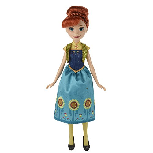 Frozen Fever Fashion Anna