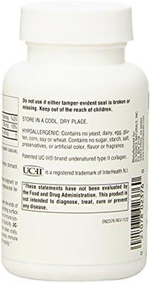 Source Naturals UC-II, Undenatured Collagen Joint Comfort, 120 Capsules