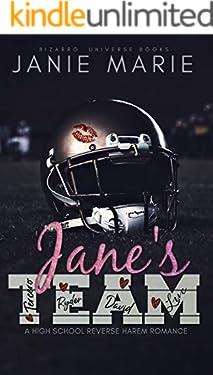 Jane's Team: A High School Reverse Harem Romance