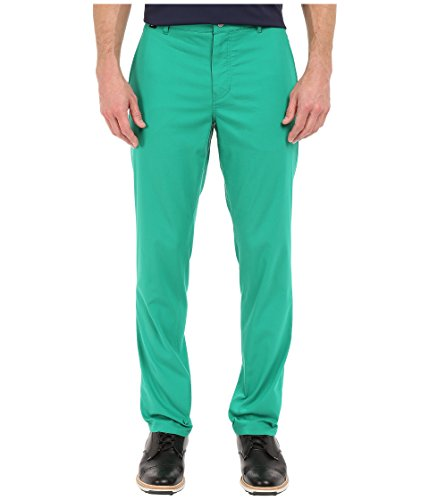 Nike Golf Modern Fit Washed Pants (Lucid Green/Midnight Navy) 28-32