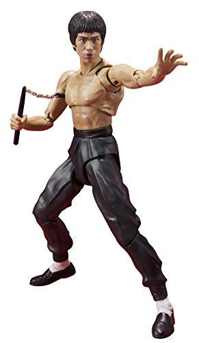 "Bandai Tamashii Nations ""Bruce Lee"" S.H. Figuarts Action Figure"