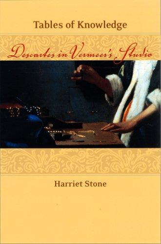 Tables of Knowledge: Descartes in Vermeer's Studio (Collection Portico Tables)
