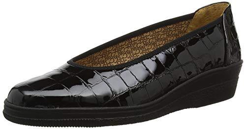Gabor Stringate Derby Schwarz 97 Scarpe Donna Basic Comfort Nero BwCqrtBP