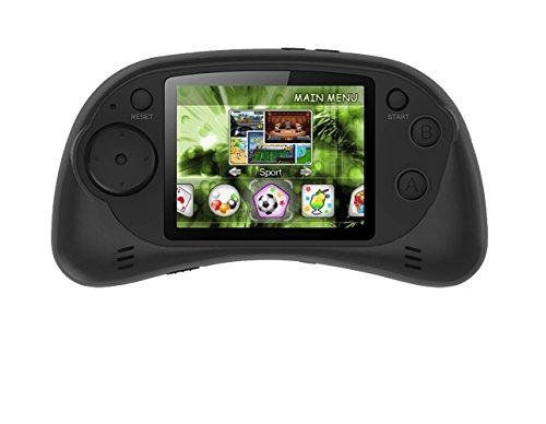 "Electronic Pocket Game (Handheld Portable Digital Screen 200 Preloaded Games , 2.7"" Color Display BLACK)"