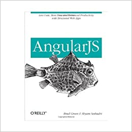 Buy Angular JS Book Online at Low Prices in India | Angular