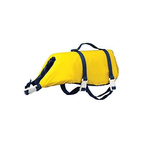 Onyx Nylon Pet Life Vest, Large, Yellow ()