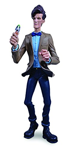 Big Chief Studios Doctor Who: The Eleventh Doctor (Brown Jacket Version) Dynamix Limited Edition Figure
