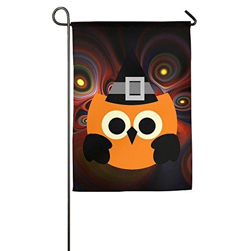 Cute Halloween Pumpkin Clipart (Halloween Clipart Cute Decoration Indoor/Outdoor Custom Garden Yard Flag 1218inch)