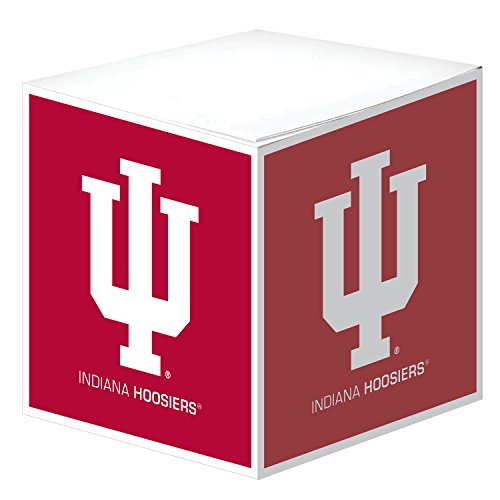 - C.R. Gibson Note Cube, Indiana Hoosiers, 700-Count (C909557WM)