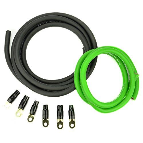 big 3 alternator wire kit - 3