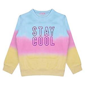 Luke and Lilly Kids Girls Sweatshirt_(Pack of 1)