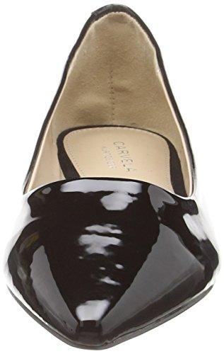 Carvela Ballerines Noir Black Femme Minnie xP5qpTwxr