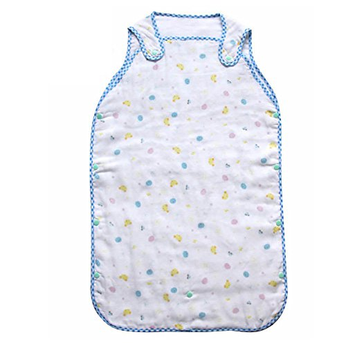 Coffled Infant Sleeping Bag Sleepwear Nursery Swaddling Blankets Holds Blue