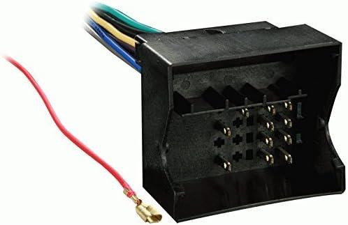 Amazon.com: Stereo Wire Harness VW Jetta 03 04 05 2004 2005 -car radio  wiring installation parts: ElectronicsAmazon.com
