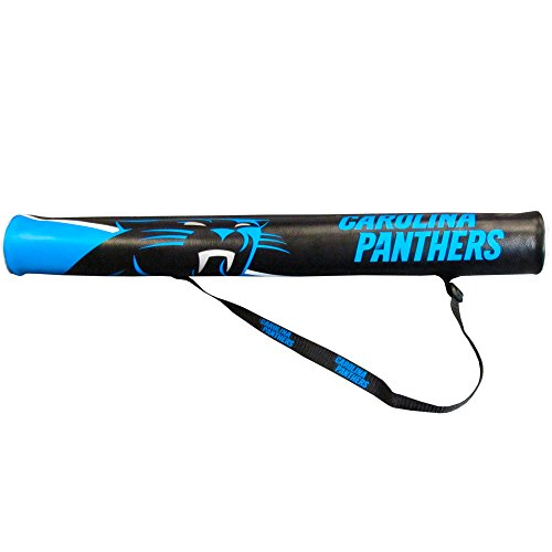 NFL Carolina Panthers Can Shaft Cooler, Blue,