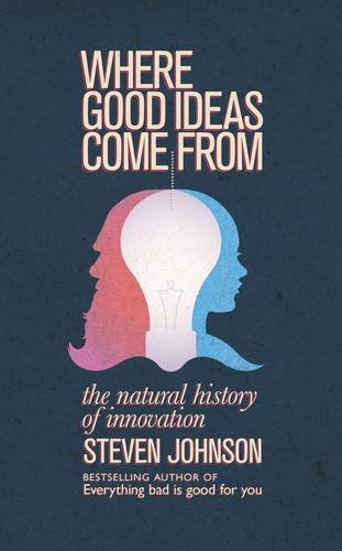 Download Where Good Ideas Come from: A Natural History of Innovation. Steven Johnson pdf epub