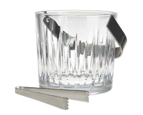 Reed & Barton Crystal Soho Ice Bucket