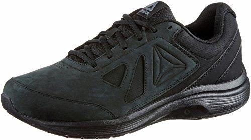 Reebok Walk Ultra 6 Dmxmax RG 4E, Zapatillas de Senderismo Para Hombre, Negro (Black/Alloy 000), 45.5 EU