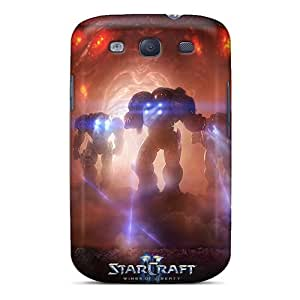 Galaxy Covers Cases - Starcraft 2 Wing Of Liberty Protective Cases Compatibel With Galaxy S3