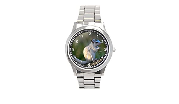 Amazon.com: Fatbeauty Stainless Steel Watches Conservation Nature Wrist Watch Online: Watches