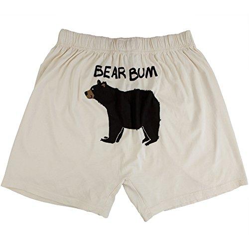 Bear Bum Boxer Shorts - ()