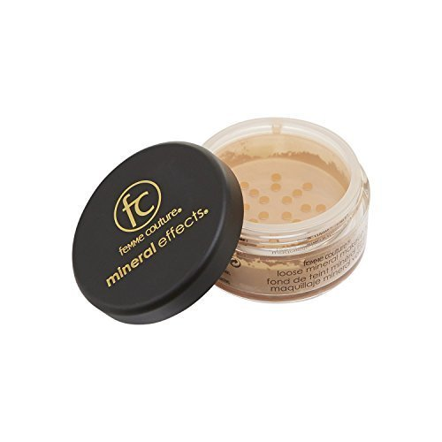 Mineral Effects Loose Mineral Makeup Medium