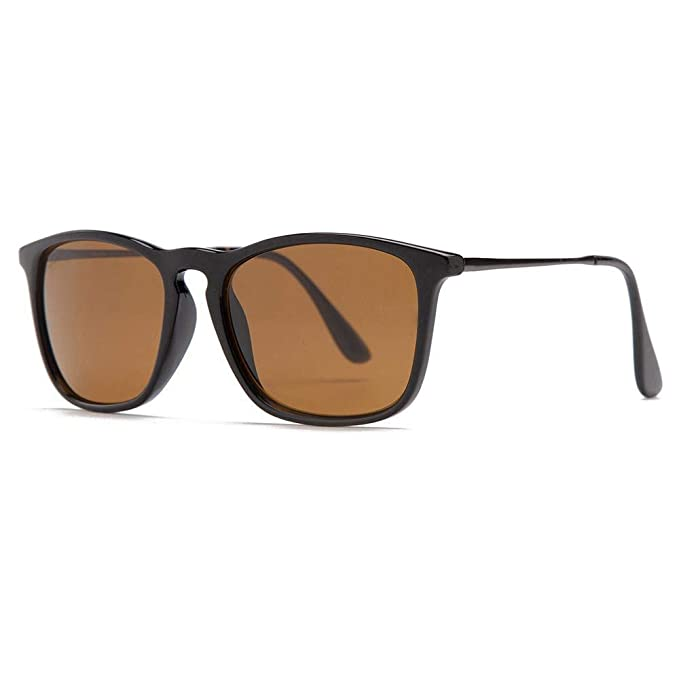 Amazon.com: 4187 Gafas de sol clásicas estilo Chris para ...