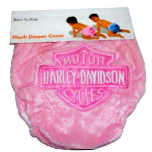 Harley Davidson Infant Girls Diaper Cover Apparel Bottoms