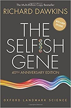 image for The Selfish Gene: 40th Anniversary Edition (Oxford Landmark Science)