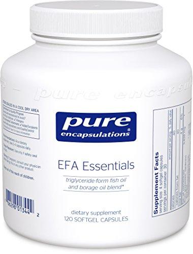 Pure Encapsulations Essentials Triglyceride Form Capsules
