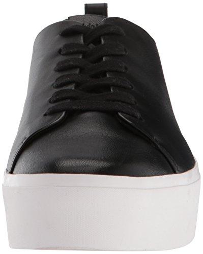 Sneaker Calvin Janet Black Klein Women's Leather 6C6wqH