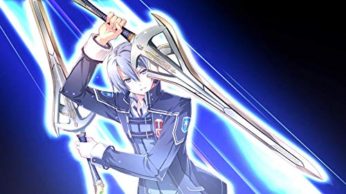 41BSNfC FCL - The Legend of Heroes: Trails of Cold Steel III - PlayStation 4