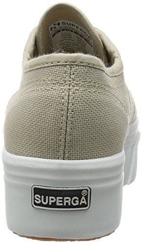 2790acotw Gimnasia Up Para De And 949 Superga Linea taupe Down Beige Zapatillas Mujer Z4TRwqnd0x