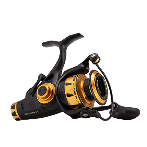 Penn, Spinfisher VI Live Liner Saltwater Spinning Reel, 2500, 6.2:1 Gear Ratio, 33