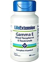 Life Extension Gamma E Mixed Tocopherols &...