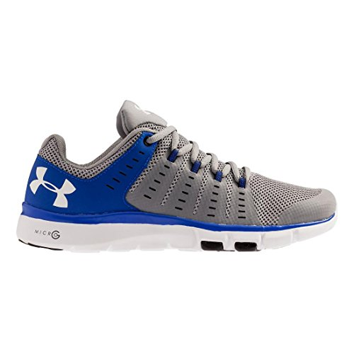 Under Armour Männer geladener Bandit 3 Stahl / Royal