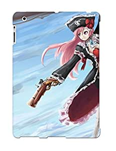 Awesome Case Cover/ipad 2/3/4 Defender Case Cover(Anime Queens Blade) Gift For Christmas