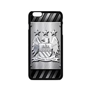 Manchester City Logo Phone Case for Iphone 6