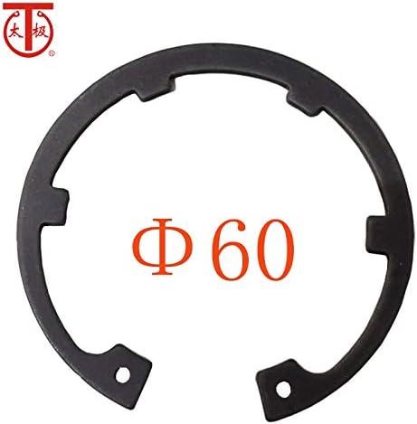 60 Internal circlip for bore // 25 Pieces//lot Ochoos k Type Internal circlips DIN984 Internal Retaining Ring