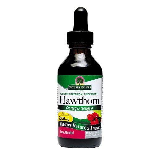 Nature's Answer Hawthorn Berry, Leaf and Flower, 2 Ounce by Nature's - Shopping Hawthorn Mall