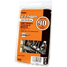 Itw Brands #25320 25PK#90 Dry Toggle Bolt by EZ Ancor