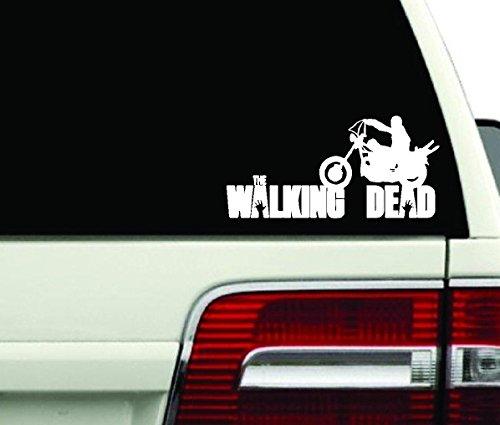 WALKING DEAD zombies Resident Evil door car stickers decals logo Wall (11' inch)