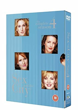 Sex and the city dvd sets