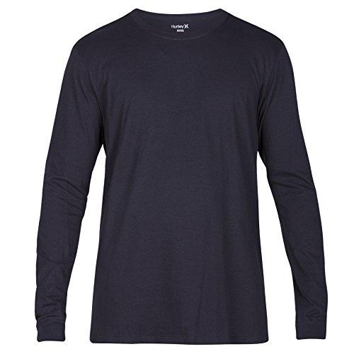 hurley-mens-staple-long-sleeve-shirt-mts0023970blackxl
