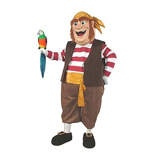 ALINCO Mate Mutton Pirate Mascot Costume
