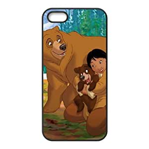 Brother Bear 2 iPhone 5 5s Cell Phone Case Black Ihvv