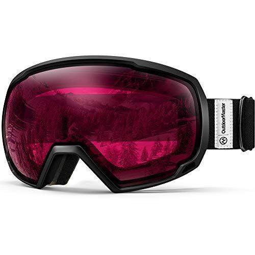OutdoorMaster OTG Ski Goggles - ...