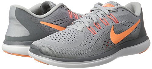 Multicolore wolf Rn Grey Free Scarpe Grey Nike cool Glow Sense Shoe Running Women's Indoor Donna sunset Sportive v7wwEqP